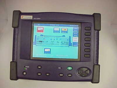 Acterna JDSU MTS5000e optical OTDR MM SM DUAL FIBRE mode analyzer SAME as exfo