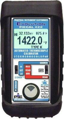 PIECAL 422 Automated Thermocouple Calibrator - 14 T/C Types