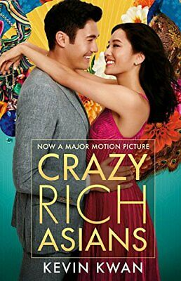 Crazy Rich Asians: (Film Tie-in), Kwan, Kevin, New