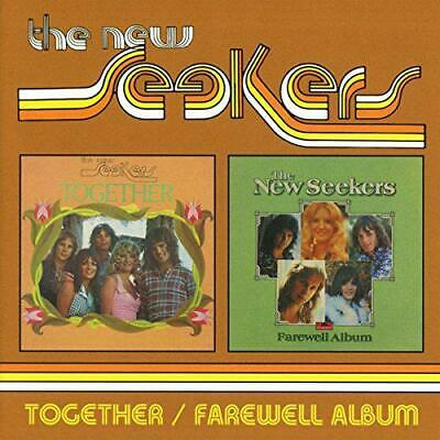 TOGETHER / FAREWELL ALBUM: 2CD EXPANDED EDITION, New Seekers, Audio CD, New, FRE
