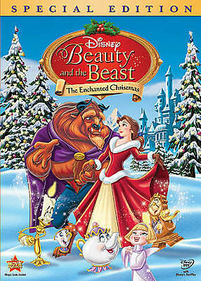 Beauty and the Beast: The Enchanted Christmas (Special Edition)  NEW!