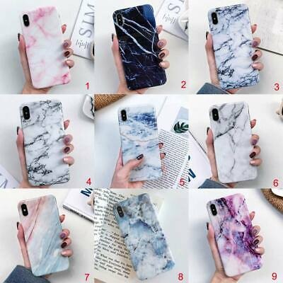 official photos 2330b 11ba6 TORTOISESHELL MARBLE SOFT Silicone Cover Case For iPhone 6s 7 Plus 8 ...