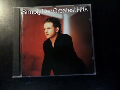 Cd Album - Simply Red - Greatest Hits