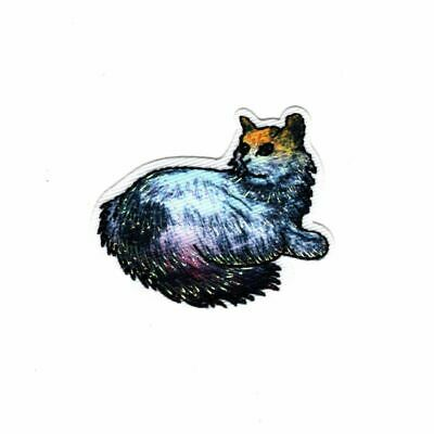 Patch Ecusson Thermocollant Fire Forest Nature 3,50 x 3,50 cm REF 4080