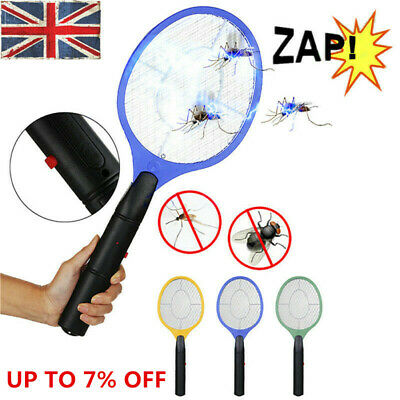 Electric Fly Insect Killer Racket Bug Zapper Mosquito Wasp Swatter Electronic 1#