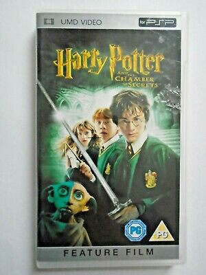 Harry Potter and the Chamber of Secrets UMD for PSP (2006) Daniel Radcliffe