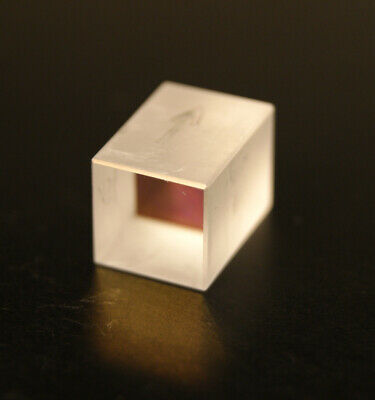 Second Harmonic Generator LARGE KTP Crystal 10x10x14mm AR 1064+532nm