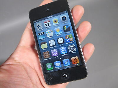 Apple iPod Touch 4th Gen A1367 8GB - Tested/Working