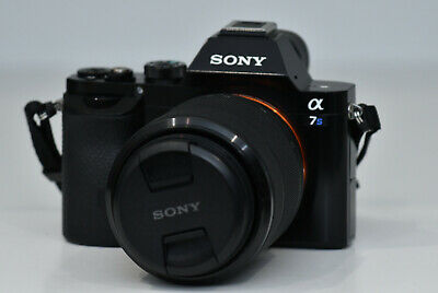 Sony Alpha A7S Camera Body with 28-70mm lens, Under 15,000 Shots (UK model)
