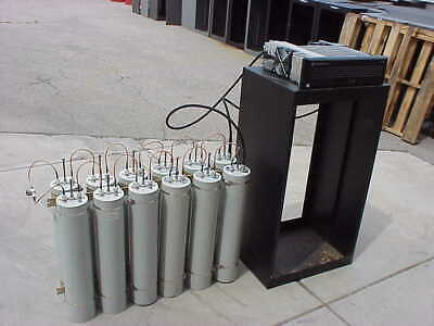 Motorola MTR3000 VHF Repeater 110 Watt Power with 12 CAVITY DUPLEXER AND CABLES