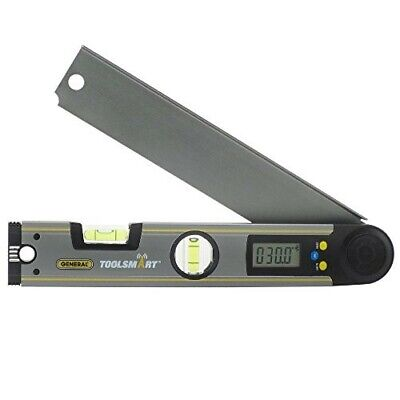General Tools TS02 ToolSmart Bluetooth Connected Digital Angle Finder, Protracto
