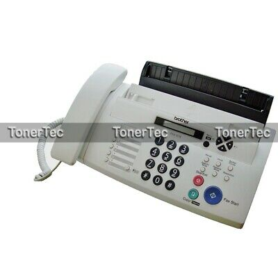 Brother FAX878 Fax Machine Thermal Transfer FAX Up to 20 Page Memory + ADF Duet