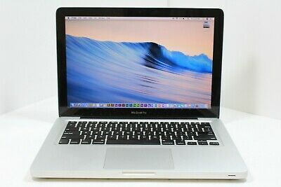 """Apple MacBook Pro A1278 2011 13"""" Core i5 2.4GHz 8GB 1TB HDD WORD, EXCEL, PPT INC"""