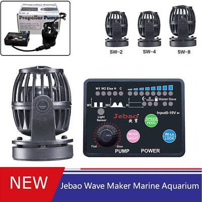 Jebao Wave Maker Meeresaquarium Wireless SW-2 SW-4 SW-8 Wave Maker Tankpumpe