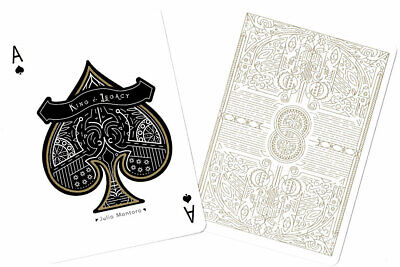 King and Legacy: Gold Edition Playing Cards