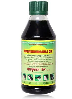 Maha Bhringraj Hair Oil Brahmi Amla Hair Growth Oil MahaBhringraj Scalp Masaging