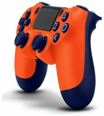 Sony Official Dualshock 4 Controller (Sunset Orange ) (PS4) Brand New & Sealed #
