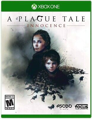 A Plague Tale Innocence XBOX ONE profile-offline(nocode/nocd/readdescription)