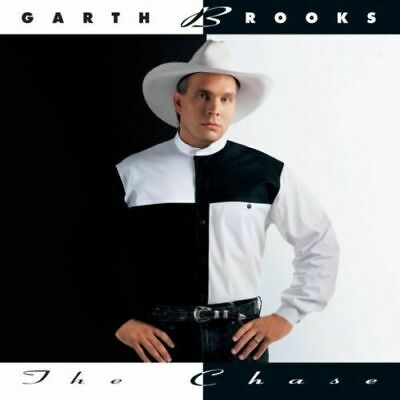 Garth Brooks (The Chase Cd - Remastered Sealed + Free Post)