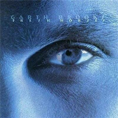 Garth Brooks (Fresh Horses Cd - Remastered & Sealed + Free Post)