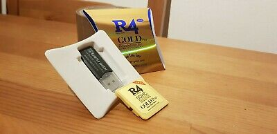 R4 DS CARD With 1gb Micro Sd Card - £18 01 | PicClick UK
