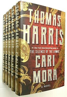 Cari Mora by Thomas Harris Signed 1st 1/1 New and Unread