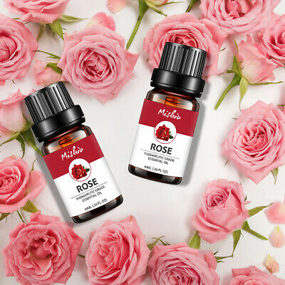 10ml Essential Oil Aromatherapy Natural Pure Oil Fragrances For Aroma Diffuser