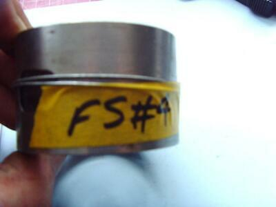 FS#4 fUSEE MOVEMENT CLOCK MAIN SPRING approx depth 38.7mm