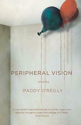 Peripheral Vision by Paddy O'Reilly (English) Paperback Book Free Shipping!