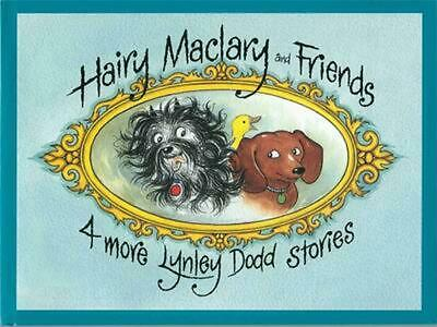 Hairy Maclary: Four More Lynley Dodd Stories by Lynley Dodd (English) Hardcover