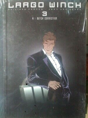 Double BD Edition spéciale brochée LARGO WINCH : H + DUTCH CONNECTION VAN HAMME