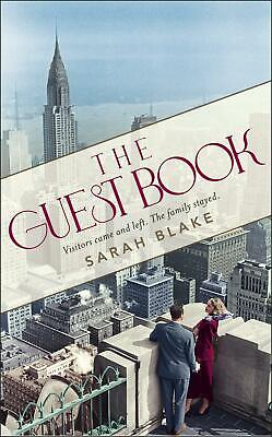 The Guest Book by Sarah Blake Paperback Book Free Shipping!