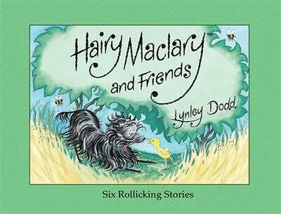 Hairy Maclary and Friends: Six Rollicking Stories by Lynley Dodd Hardcover Book
