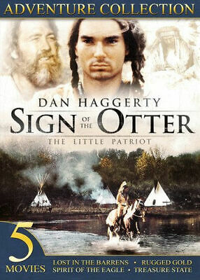 Sign of the Otter DVD Dan Haggerty