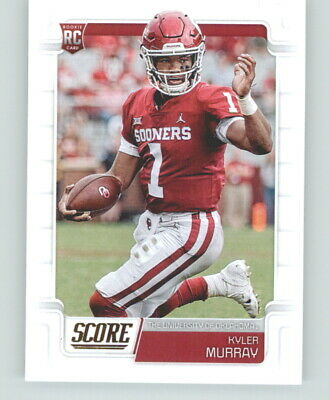 2019 Score Football Rookie Cards *Pick Your Player* with Free Shipping (F