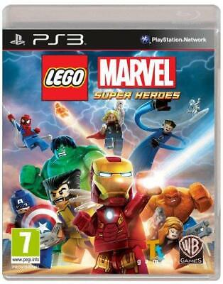 LEGO Marvel Super Heroes (PS3), Very Good PlayStation 3, Playstation 3 Video Gam