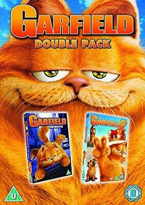 Garfield 1 and 2 Double Pack [DVD] [2004], Good DVD, Billy Connolly, Stephen Tob
