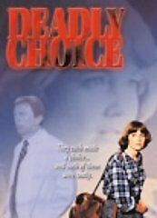 Deadly Choice (DVD) **DISC AND COVER ART ** VG - NO CASE – XTRA MOVIES SHIP FREE