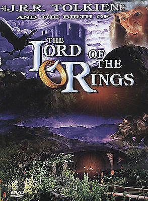 J.R.R. Tolkien And The Birth Of The Lord Of The Rings New Sealed DVD b;345