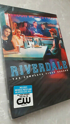 Riverdale Complete First Season DVD *BRAND NEW* TV Series R1 River Dale 1 One