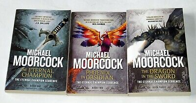 Michael Moorcock - Eternal Champion Sequence - Complete 3 vol. - Trade Paperback