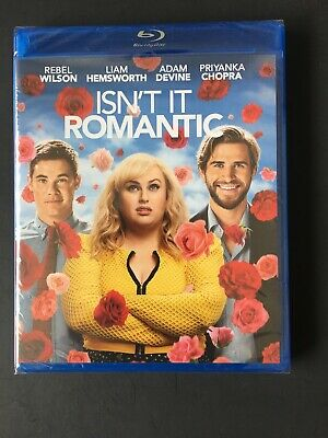 Isn't It Romantic Blu-Ray/DVD/Digital/BRAND NEW