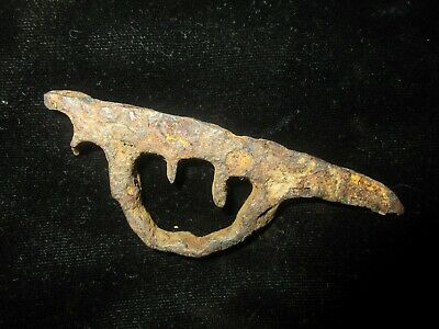 AUTHENTIC ANCIENT ROMAN IRON FIRESTARTER TOOL - 2,000 years old - Very Cool