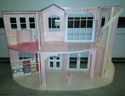 2006 Mattel Barbie 3 Story Dream House Working Sounds