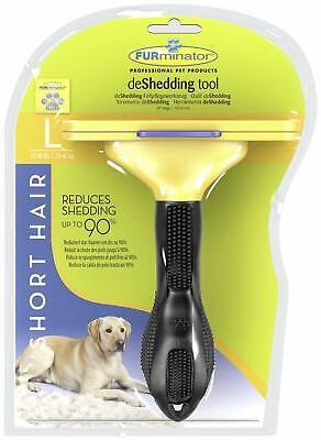 FURminator De-Shedding Tool for Large Dogs with Short Hair