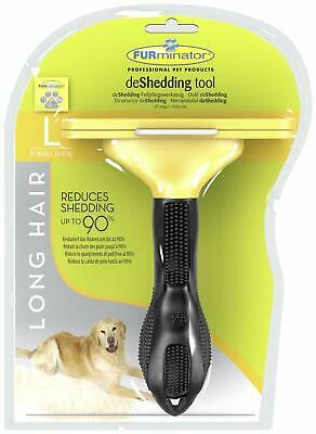 FURminator De-Shedding Tool for Large Dogs with Long Hair