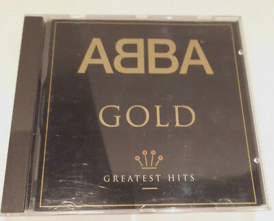 CD ABBA Gold ( greatest Hits )