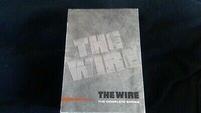 The Wire: Complete Series Seasons 1-5 (DVD, 2011, 23-Disc Box Set) 1 2 3 4 5