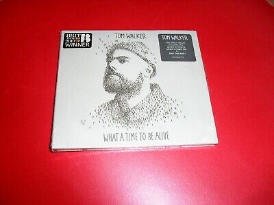 Tom Walker - What A Time To Be Alive Cd Album New Sealed..