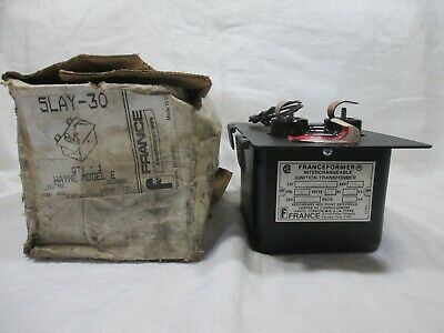 Franceformer 10000 Volt #1294 ignition transformer